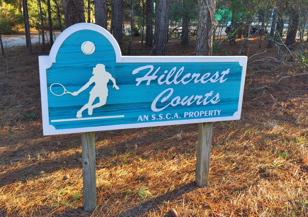 Leeward Inn_Hillcrest Tennis Courts_Southern Shores_OBX_Outer Banks