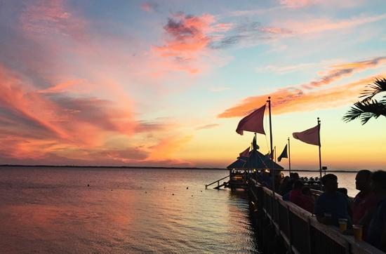 Leeward Inn_Sunset_Currituck_Sound_Duck_OBX_Outer Banks