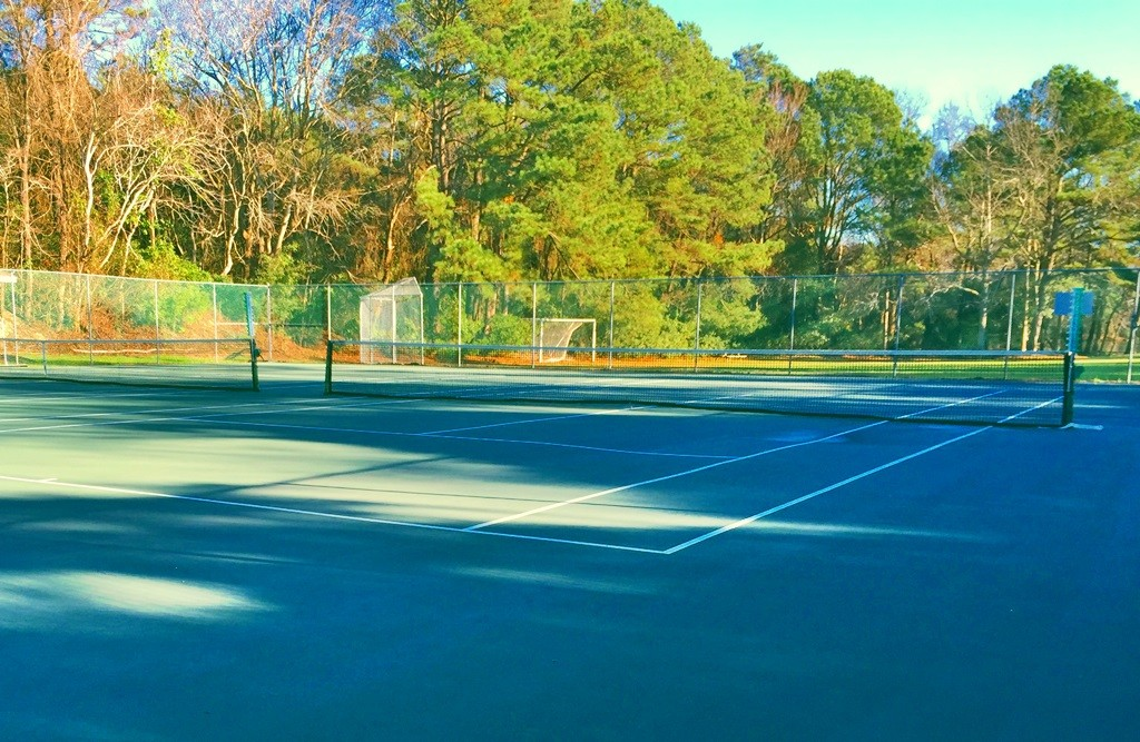 Leeward Inn_Trinitie Park Tennis Courts_Southern Shores_OBX_Outer Banks
