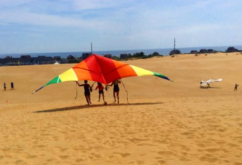 A Trip to Dune  (a.k.a. Jockey Ridge State Park)